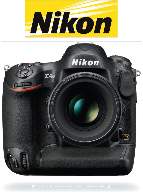 Nikon ancien logo